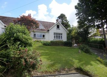 Thumbnail 3 bed semi-detached house for sale in Llandre, Bow Street, Ceredigion