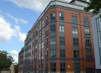 Thumbnail 2 bed flat to rent in 122 The Habitat, Woolpack Lane, Nottingham
