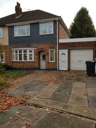 3 bed semi-detached house to rent in Sheringham Road, Leicester LE4