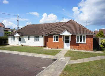 Thumbnail 2 bed semi-detached bungalow for sale in Meadow View, Bungay