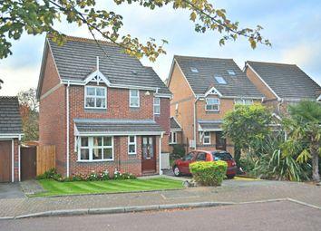 Thumbnail 3 bed detached house for sale in Lavender Close, Bromley