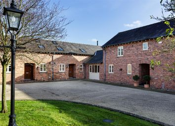 Thumbnail 3 bed semi-detached house for sale in Cranage Manor, Knutsford Road, Cranage