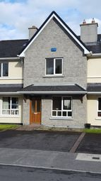 Thumbnail 2 bed terraced house for sale in 36 Cornmill Park, Ballymote, Sligo