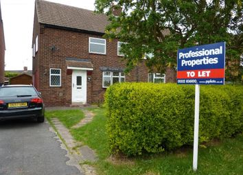 Thumbnail 3 bedroom semi-detached house to rent in Mount Pleasant Road, Repton