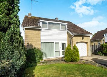 Thumbnail 3 bedroom detached house for sale in St. James's Close, Yeovil