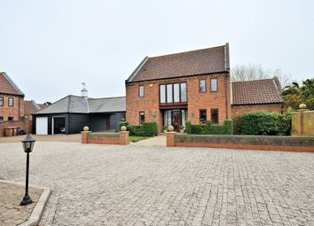 Thumbnail 4 bed detached house for sale in Kenwick Hall Gardens, Clenchwarton, King's Lynn