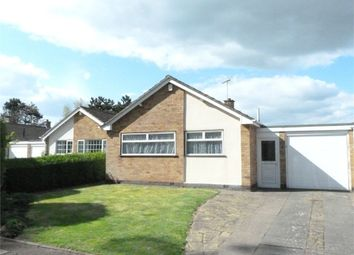 Thumbnail 2 bed detached bungalow for sale in Cherrytree Avenue, Lutterworth