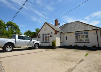 Thumbnail 4 bedroom detached bungalow for sale in Thorrington Road, Little Clacton, Clacton-On-Sea