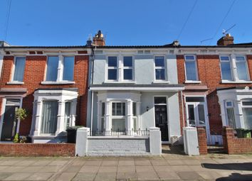 Mayles Road, Southsea PO4. 3 bed terraced house for sale