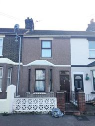 Thumbnail 3 bed terraced house for sale in 34 Gordon Avenue, Queenborough, Sheerness, Kent