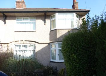 Thumbnail 3 bed semi-detached house for sale in Belgrave Avenue, Wallasey