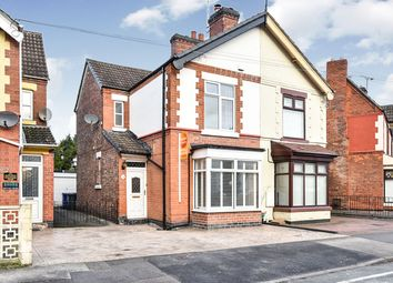 Thumbnail 3 bedroom semi-detached house for sale in Outwoods Street, Burton-On-Trent