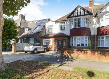 Thumbnail 4 bed semi-detached house to rent in Elgar Avenue, Surbiton