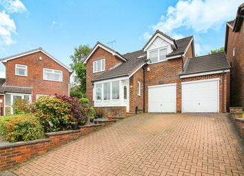 Thumbnail 4 bed detached house for sale in Harrier Drive, Blackburn