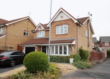 Thumbnail 4 bed detached house for sale in Shelley Court, Southdene, Kirkby