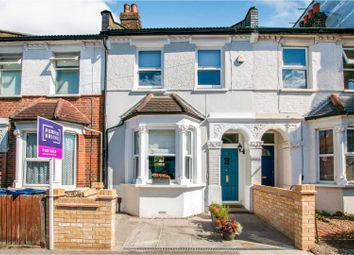 Thumbnail 2 bed terraced house for sale in Grasmere Road, London
