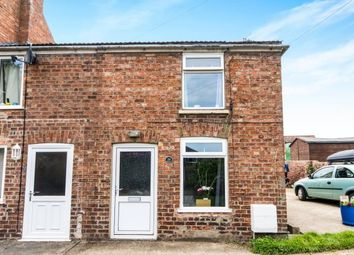 Thumbnail 1 bedroom end terrace house for sale in Albert Street, Horncastle, Lincolnshire, .