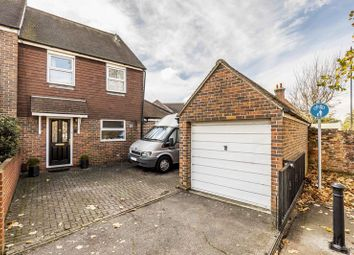 Thumbnail 3 bed semi-detached house for sale in West Street, Emsworth