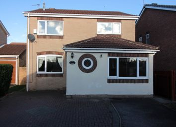 Thumbnail 4 bed detached house for sale in Rosedale Way, Rotherham, South Yorkshire
