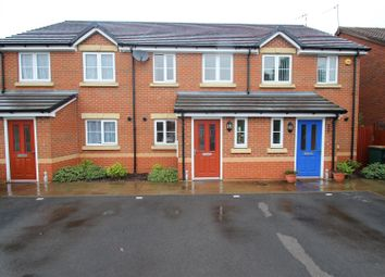 Thumbnail 2 bed terraced house for sale in Avocet Close, Aldermans Green, Coventry