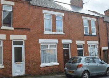 Thumbnail 2 bed terraced house to rent in Queen Street, Barwell, Leicester