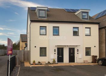 Thumbnail 3 bed semi-detached house for sale in Watercolour Way, Hooe