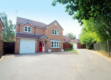 Thumbnail 4 bed detached house for sale in The Steeples, Annesley Woodhouse
