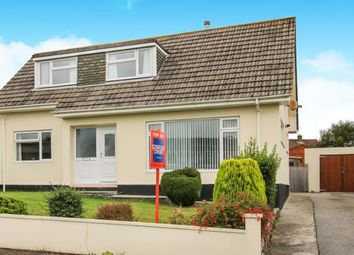 Thumbnail 4 bed bungalow for sale in Sticker, St. Austell, Cornwall