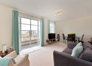 Thumbnail 1 bed flat to rent in Roy Square, London