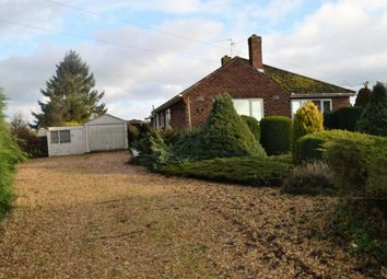 Thumbnail 2 bed bungalow for sale in Tattershall Road, Woodhall Spa
