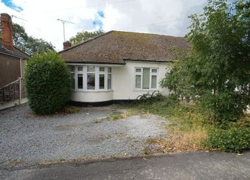 Thumbnail 2 bed bungalow for sale in Woodham Road, Benfleet