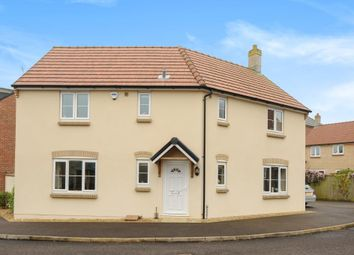 Thumbnail 4 bed detached house for sale in Chestnut Avenue, Crewkerne, Somerset