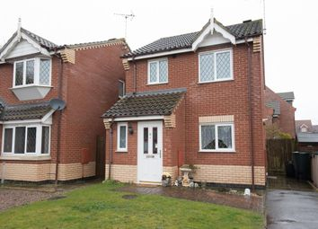 Thumbnail 3 bed detached house for sale in Tasman Close, Spalding
