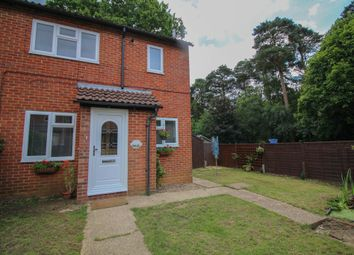 Thumbnail 1 bed end terrace house to rent in Garnet Road, Bordon