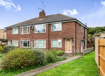 Thumbnail 2 bed maisonette for sale in Clewer New Town, Windsor