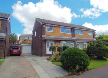 Thumbnail 3 bed semi-detached house for sale in Farfield Drive, Lower Darwen, Darwen, Lancashire