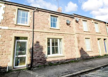 Thumbnail 3 bed terraced house for sale in Stanhope Street, Abergavenny