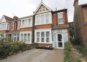 Thumbnail 3 bed end terrace house to rent in Surbiton Road, Southend On Sea, Essex