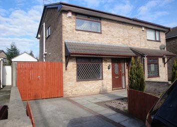 Thumbnail 2 bed semi-detached house to rent in Taylor Road, Haydock, St Helens