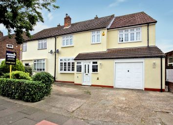 Thumbnail 4 bed semi-detached house for sale in Wren Road, Sidcup, Kent