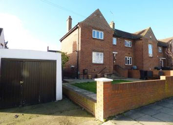 Thumbnail 4 bed end terrace house for sale in Cherry Crescent, Brentford