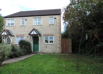 Thumbnail 2 bed semi-detached house to rent in Redwing Close, Bicester