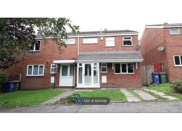 Thumbnail 3 bed semi-detached house to rent in Bilberry Bank, Cannock