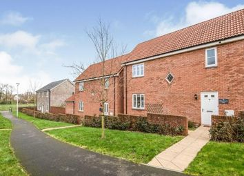 Thumbnail 3 bed detached house for sale in Cranbrook, Exeter, Devon