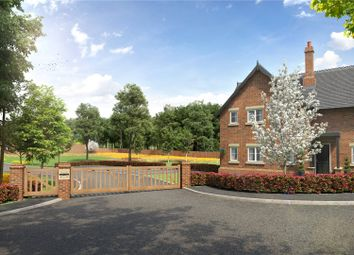 2 bed flat for sale in Squires Park, Bushey Hall Drive, Bushey, Hertfordshire WD23