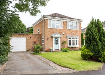 Thumbnail 4 bed detached house for sale in The Grange Road, Leeds, West Yorkshire