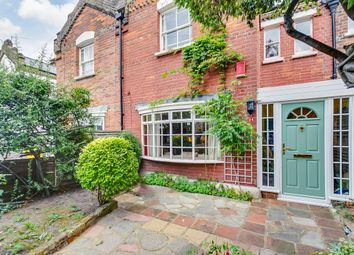 Thumbnail 2 bedroom terraced house to rent in Victoria Road, London