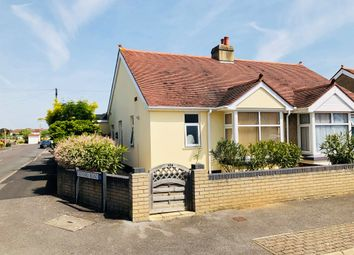 Thumbnail 2 bed semi-detached bungalow for sale in Southcroft Road, Gosport