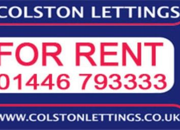Thumbnail 2 bed terraced house to rent in Livingstone Way, St Athan