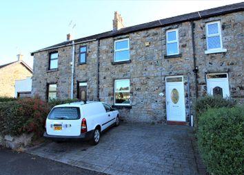 Thumbnail 3 bed terraced house for sale in Sarn Lane, Caergwrle, Wrexham